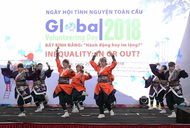 2018년 글로벌 자원봉사의 날 - Global Volunteering Day 2018  - ảnh 3
