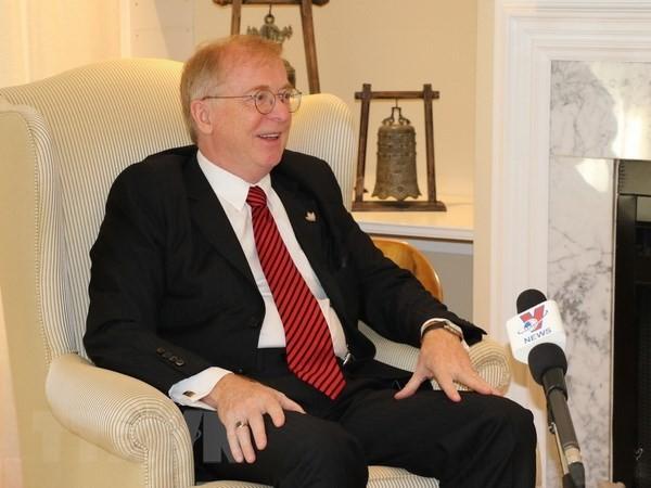 전 주베트남  캐나다 대사관 : 두 나라의 관계,  비약적으로 발전 - ảnh 1