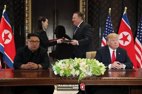 미-조 정상회담 ,  많은 국가들  한반도의 비핵화 과정 낙관 - ảnh 1