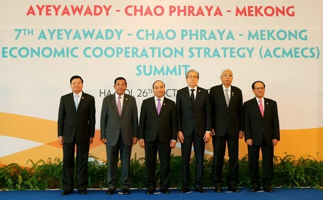베트남 국무총리, 태국 제 8 차 ACMECS 및 CLMV 참석 예정 - ảnh 1