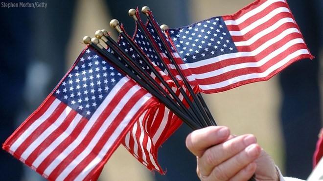 아메리카합중국, 242주년의 독립기념일 - ảnh 1