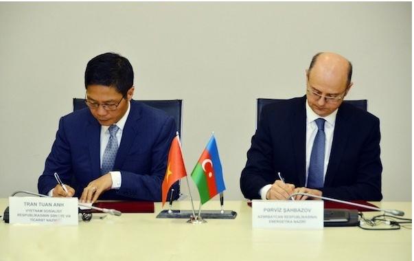 베트남과 아제르바이잔  정부간 위원회 2차 회의는 큰 성공 - ảnh 1