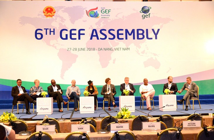 베트남, 제 6 차 지구환경기금 (GEF6)의 성공에 크게 기여 - ảnh 1