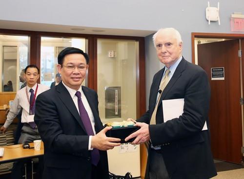 베트남 부총리, 베트남 고위관리 리더십 프로그램 (VELP 2018)에 참여 - ảnh 2