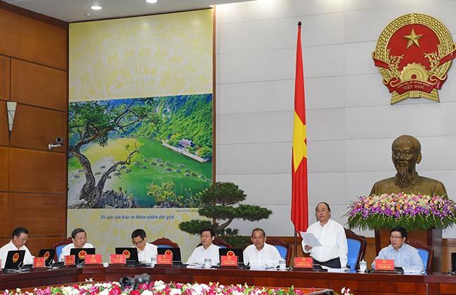 베트남 국무총리: 체제 구축에 집중 - ảnh 1