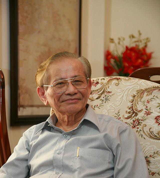 베트남 사회 과학에 대한 공헌한 Phan Huy Le교수겸 인민 교육자 - ảnh 1