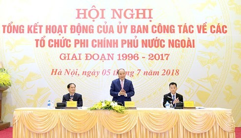 베트남 정부는 외국 비정부 활동을 장려하고 유리한 조건 마련 - ảnh 1