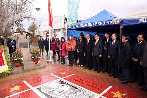 베트남 부총리, 칠레 공식 방문 성공적 마무리 - ảnh 1