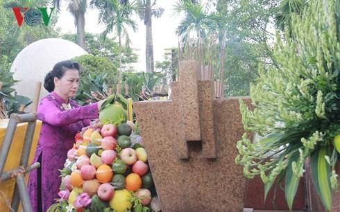 베트남 국회 의장, 하이퐁 인민위원회 제 7 차 회의 개막식 참석 - ảnh 2