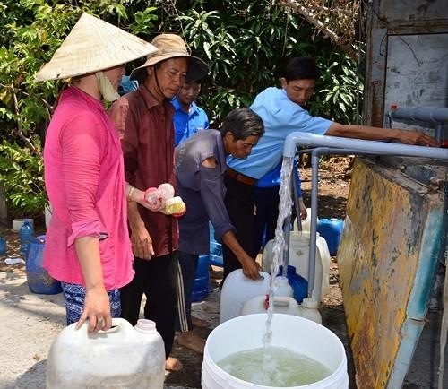 베트남은 상수도 및 위생 관련 리스크 관리에 관한 행사를 공동 주최 - ảnh 1