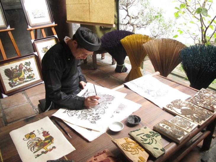 동호 민화를 세계 문화유산으로 등재하기 위해서 - ảnh 3