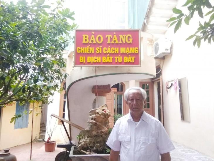 퇴역군인 Lam Van Bang, 전우에 감사 표해 - ảnh 1