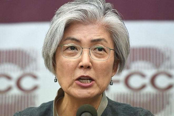 한국; 일본 및 중국과의 삼자협력 제고 - ảnh 1