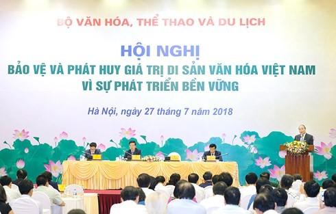베트남, 지속 가능한 개발 위해 문화유산 보호 및 가치 발휘 - ảnh 2