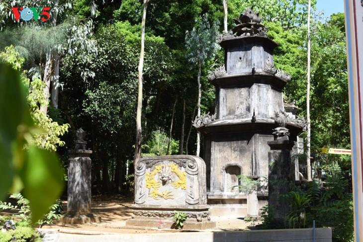 하안거(夏安居) 속에의 티엔언 (Thiên Ấn)사원 - ảnh 4