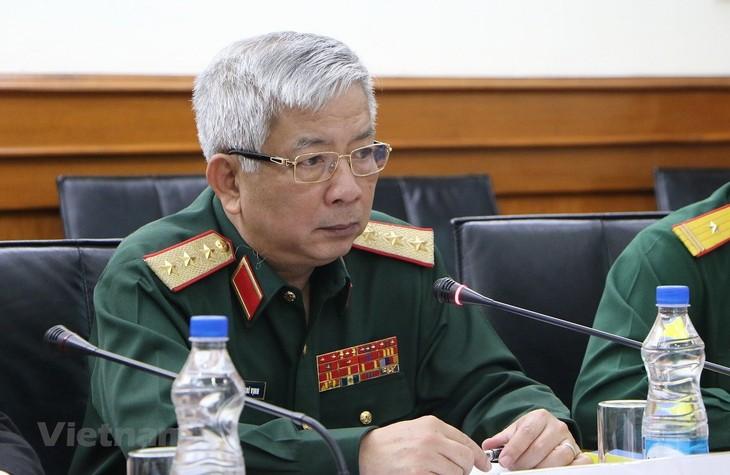 베트남 - 인도 방위 정책 대화, 높은 정치 신뢰 보여 줘 - ảnh 1