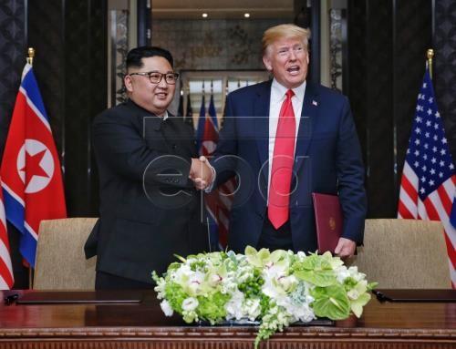 조선 지도자, 미국 대통령에게 추가 서신 - ảnh 1