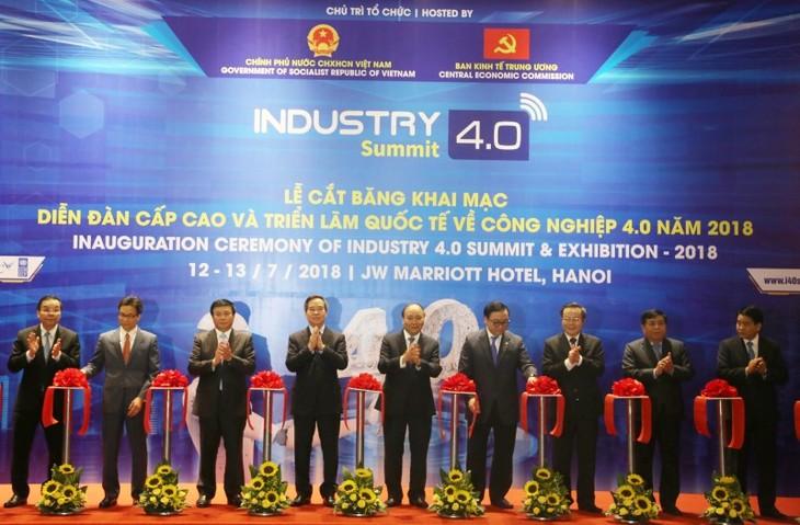 베트남, 제4차 산업혁명을 따라잡는 목표 세워 - ảnh 1