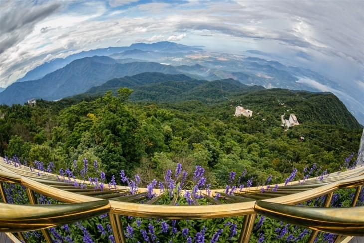 골든브릿지(Cầu Vàng) – Ba Na Hills의 새로운 명소 - ảnh 6