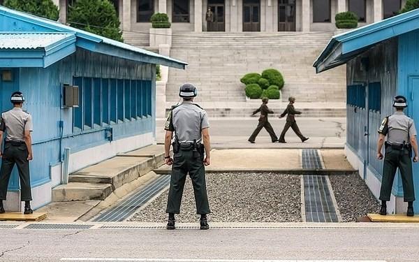 한국과 조선, 군 통신선 복구 - ảnh 1
