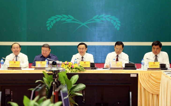 베트남 합작사 개발 정책에 대한 98호 결의안 시행에 관한 화상회의 - ảnh 1