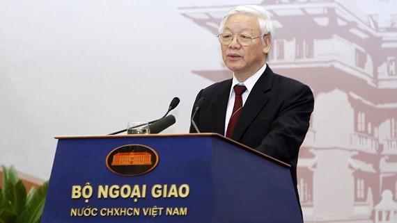 향후 베트남 외교의 새로운 위상과 자세 구축 - ảnh 1