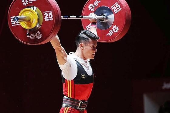 ASIAD 2018 둘째 날 베트남 스포츠 팀- 16 위 - ảnh 1