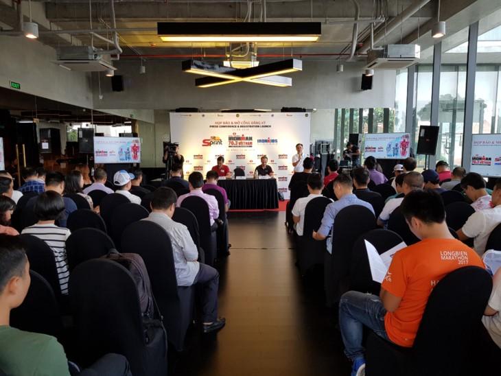 58 개국이 2019 년 아이언맨 아시아 태평양 퍼시픽 챔피언십에 참가 - ảnh 1