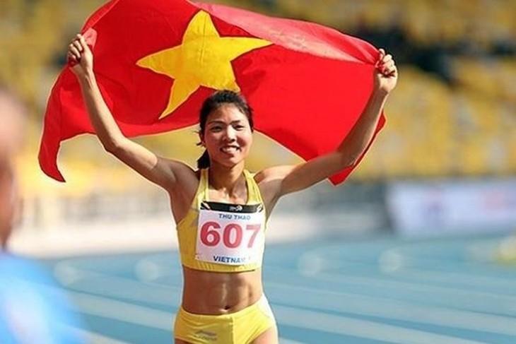 베트남 육상,  2018 ASIAD에서 역사적 금메달 획득 - ảnh 1