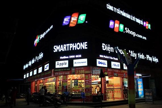 베트남 FPT Shop은 아태 지역 탑500 대 소매 업체 안에 들어 - ảnh 1