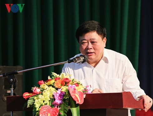 베트남 라디오 VOV1 채널 및 FM 24/7 영어 채널  북중부 지역  방송 개시 - ảnh 2