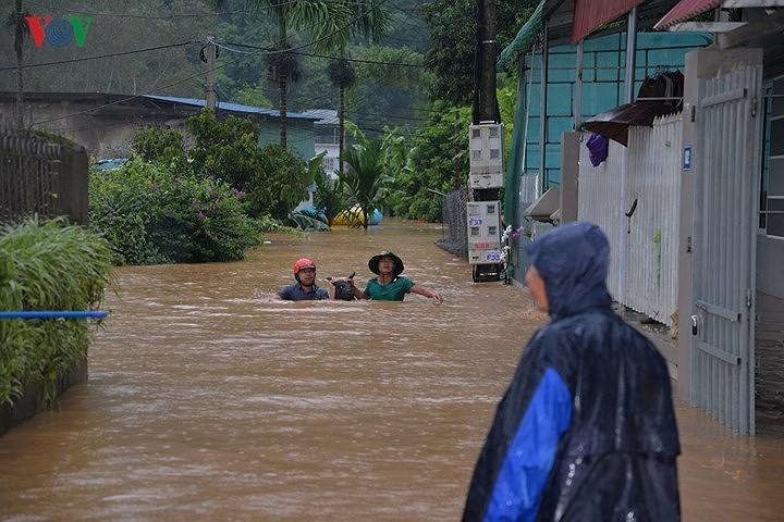 홍수 여파를  시급히  극복  - ảnh 1