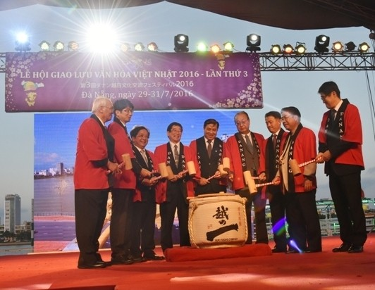 베트남 – 일본 교류 축제,  베트남 호치민시에서 처음 진행 - ảnh 1