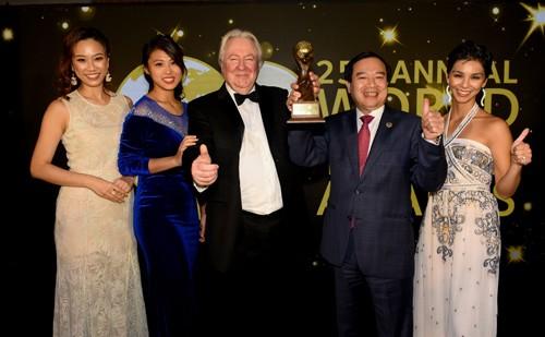 베트남, 2018 년 세계관광상 수상 - ảnh 1