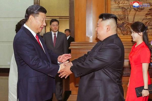 조선민주주의인민공화국, 중국과의 특별관계 촉진 원해 - ảnh 1