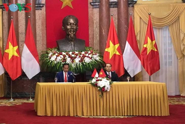 베트남 – 인도네시아, 전략적 동반자 관계 강화 - ảnh 1