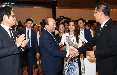 아세안과 베트남: 4차 산업혁명의 성공담 계속 - ảnh 1