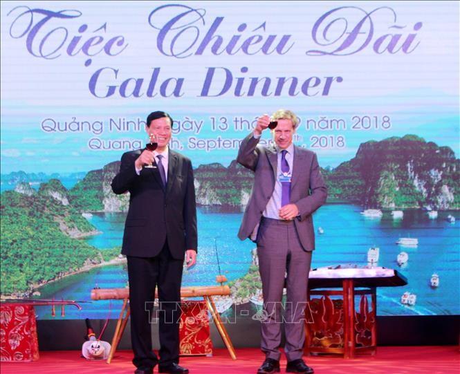 WEF ASEAN 2018 : 꽝닌 (Quảng Ninh), 베트남 투자 유치를 위한 성장점이 되기로 - ảnh 1