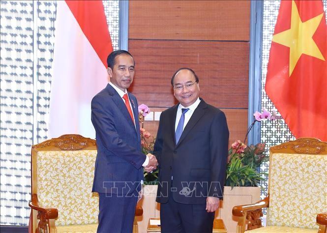 인도네시아  대중매체,  조코 위도도 대통령의 베트남 방문에 대해 집중 보도 - ảnh 1