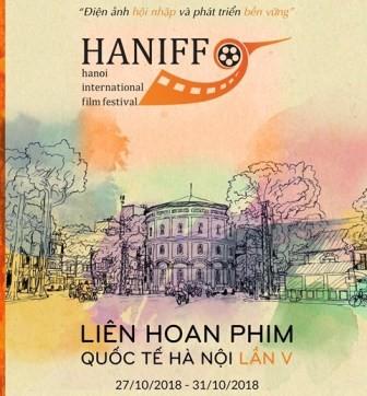 제5차 하노이 국제영화제, 많은 특색 있는 작품 상영 - ảnh 1