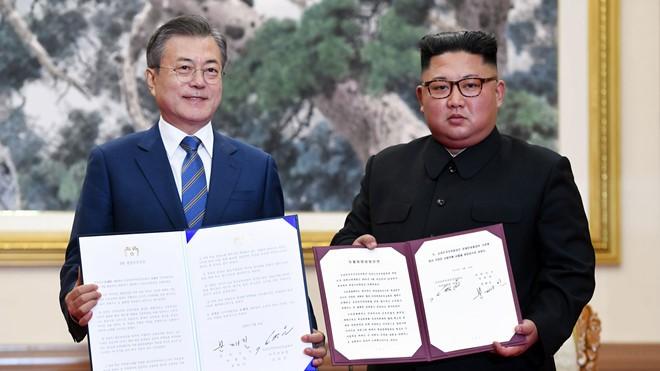 베트남, 한반도 정상회담의 결과 환영 - ảnh 1