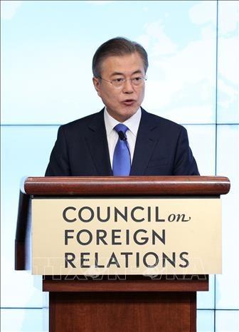 제73차 유엔 총회: 한국, 세계의 이익을 위한 한반도 비핵화 확인 - ảnh 1