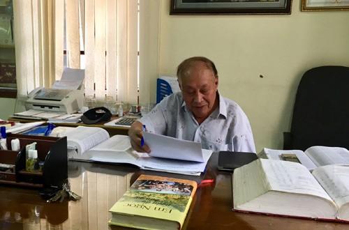찐 응옥 찐 (Trịnh Ngọc Trình)선생님,  2018년 하노이의 우수 시민 - ảnh 2