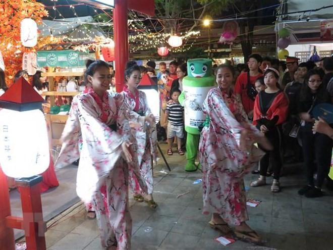 껀터 시에서 일본-베트남 문화무역 축제 폐막 - ảnh 1