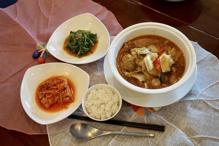 베트남에 한국 음식의 정수를 소개  - ảnh 1