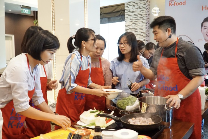 베트남에 한국 음식의 정수를 소개  - ảnh 2