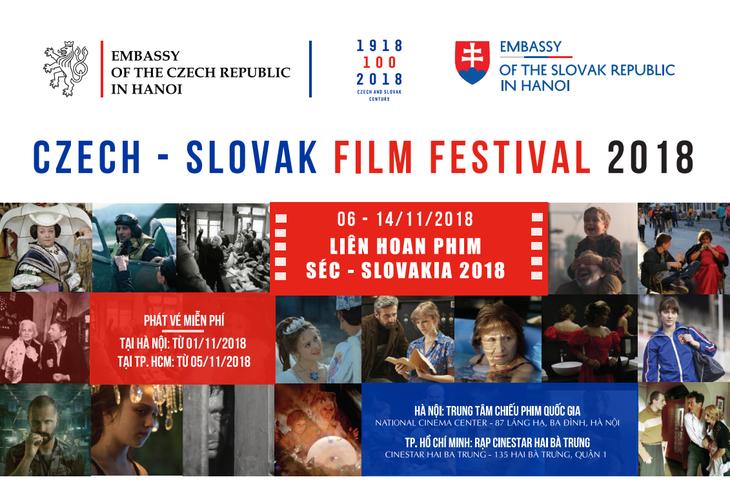 베트남 최초의 체코 슬로바키아 영화제 - ảnh 1