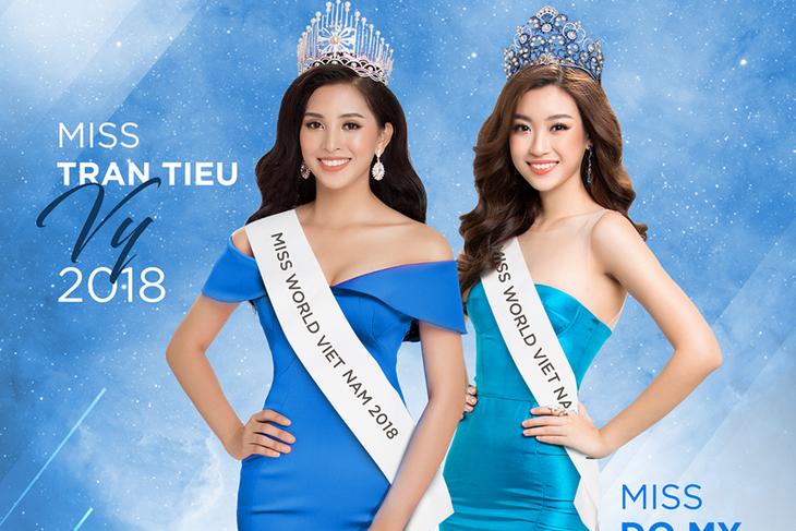 미스 월드 대회 - Miss World Việt Nam  2019년 처음 개최 - ảnh 1