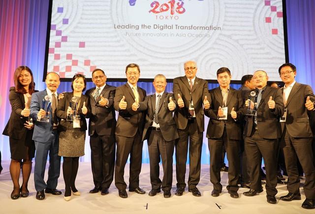 베트남, 많은 국제 정보기술상 수상 - ảnh 1