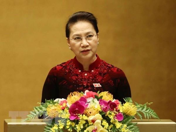 Nguyen Thi Kim Ngan 국회 의장,  한국 공식방문 - ảnh 1